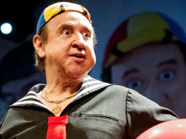 Carlos Villagrán, o Quico, diz que o coronavírus é umengano