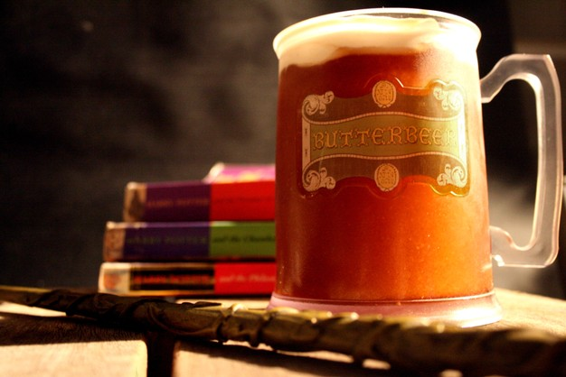 Receitas Geek| Cerveja Amanteigada de HarryPotter