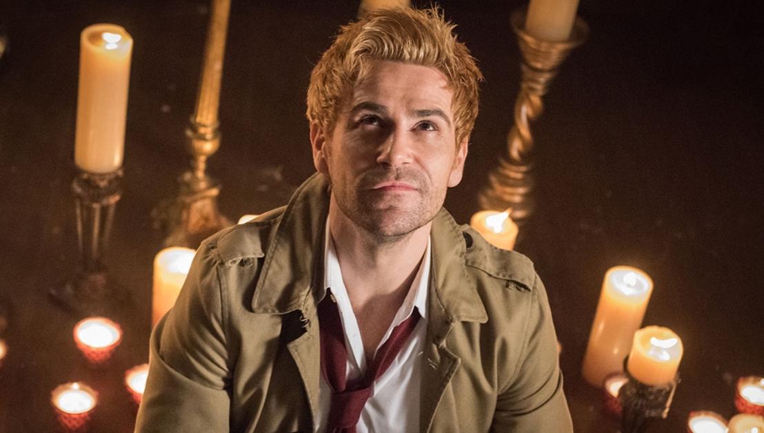 Matt Ryan gostaria de voltar a interpretar Constantine em nova série da HBOMax