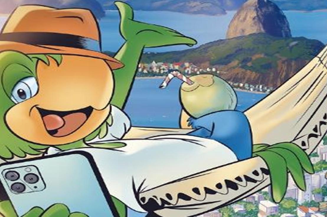 Zé Carioca está de volta com HQs produzidas noBrasil