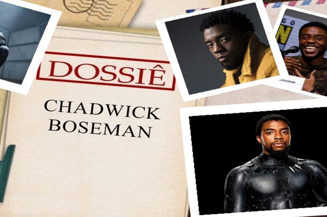 Dossiê  Uma homenagem à carreira de ChadwickBoseman