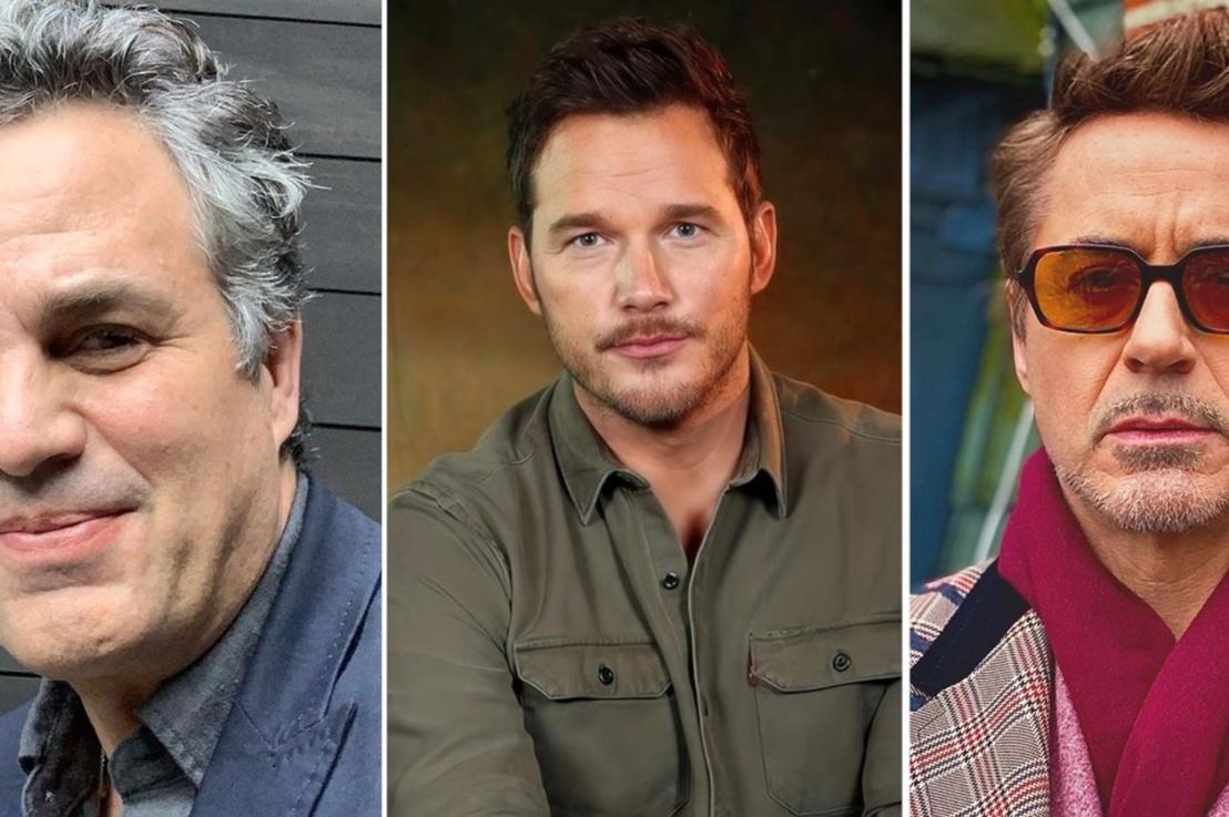 Chris Pratt e astros da Marvel em meio à polêmica na internet.Entenda!