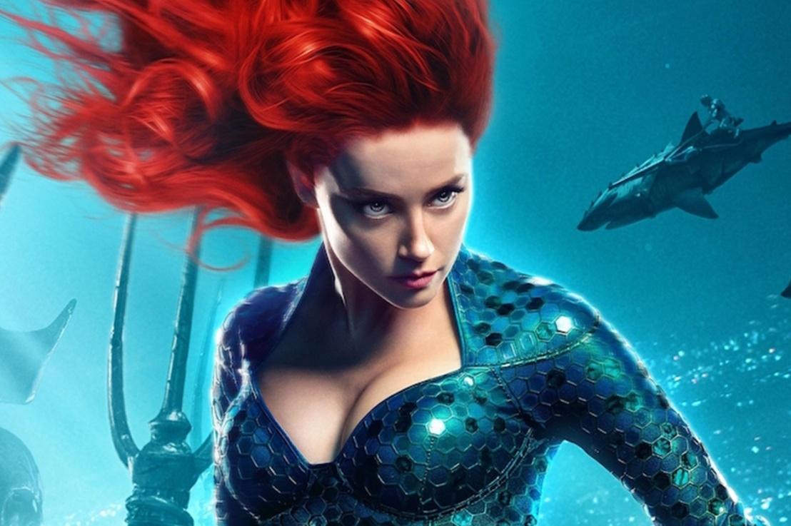 Aquaman 2| Petição pedindo demissão de Amber Heard se aproxima de 1 milhão deassinaturas