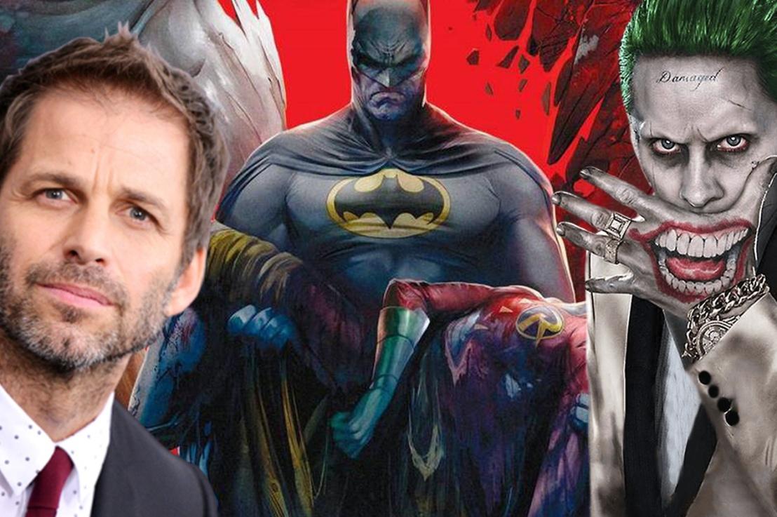 Zack Snyder planeja lançar uma HQ mostrando o Coringa matando oRobin