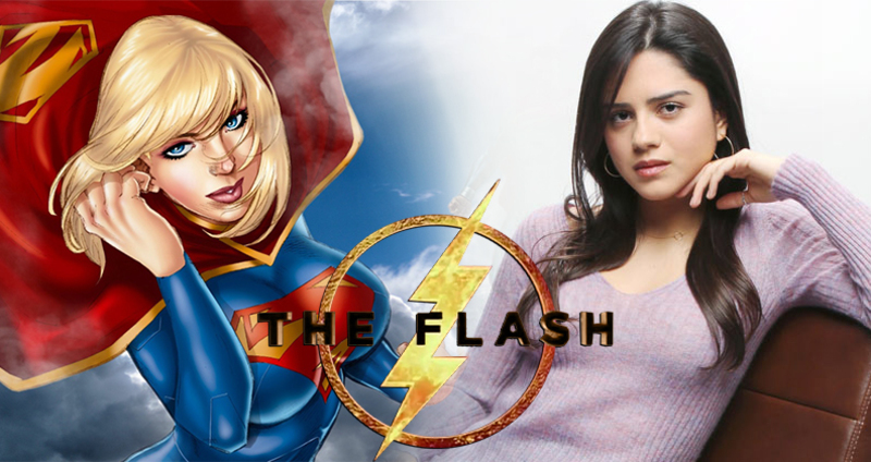The Flash| Sasha Calle pode viver versão alternativa da Supergirl nofilme