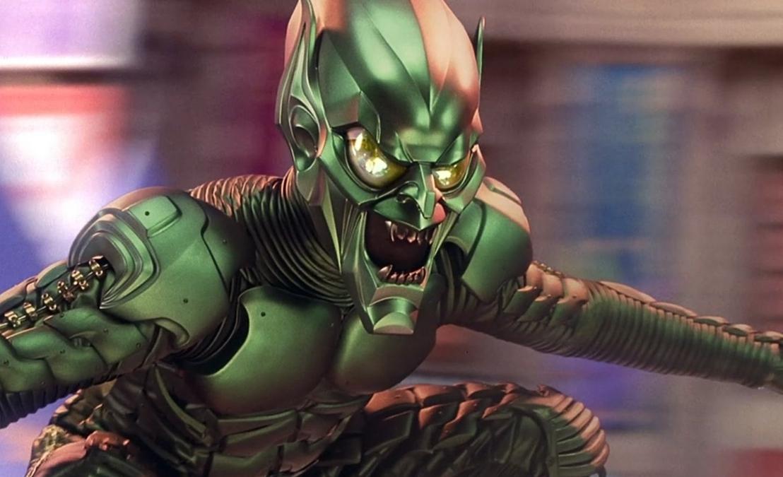 Homem-Aranha 3  Jornalista afirma que Willem Dafoe volta como Duende Verde nofilme