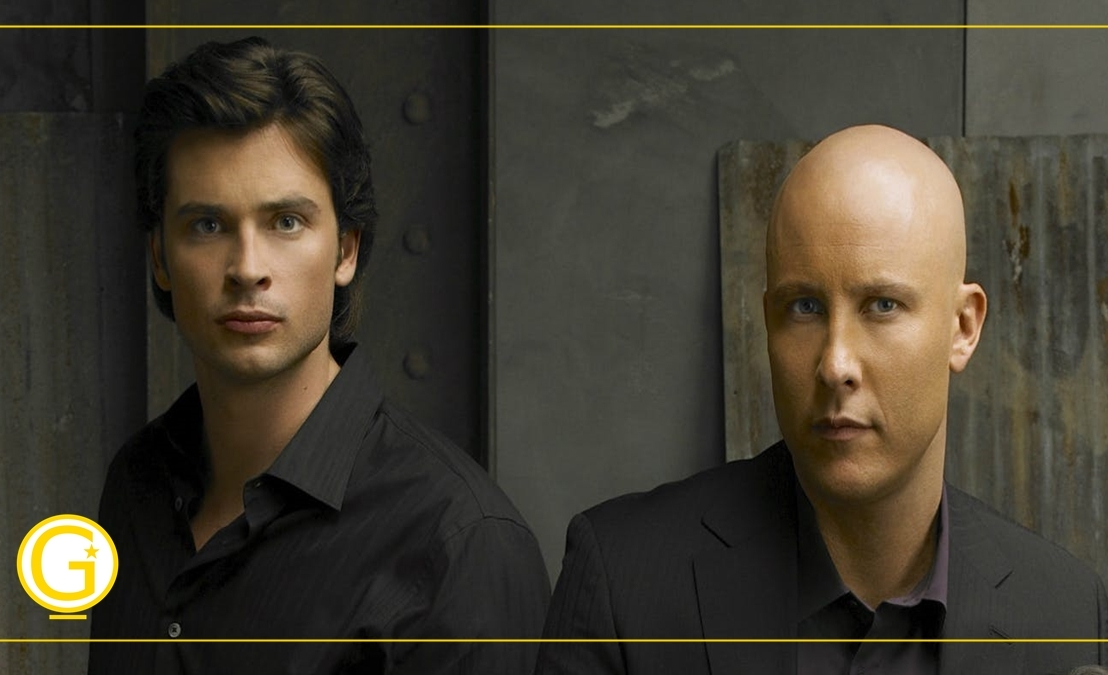 Smallville| Tom Welling e Michael Rosenbaum anunciam sequência animada dasérie