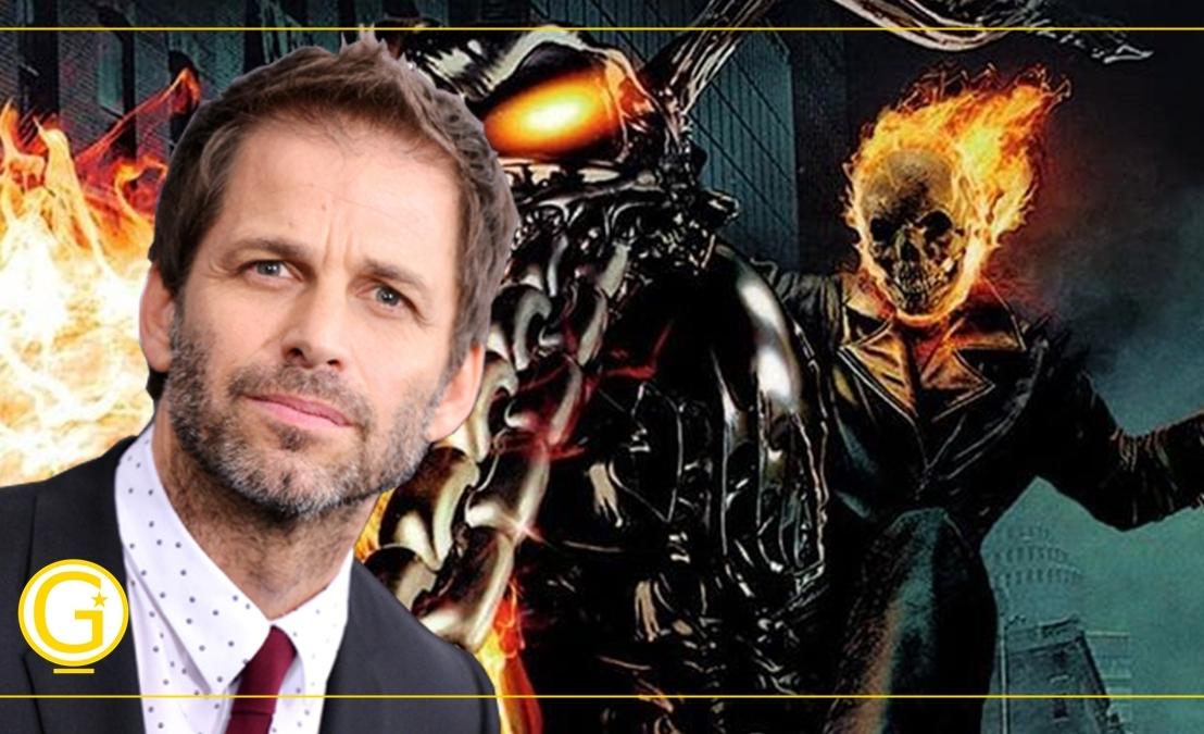 Motoqueiro Fantasma  Zack Snyder fala sobre rumor de que irá dirigir reboot dafranquia