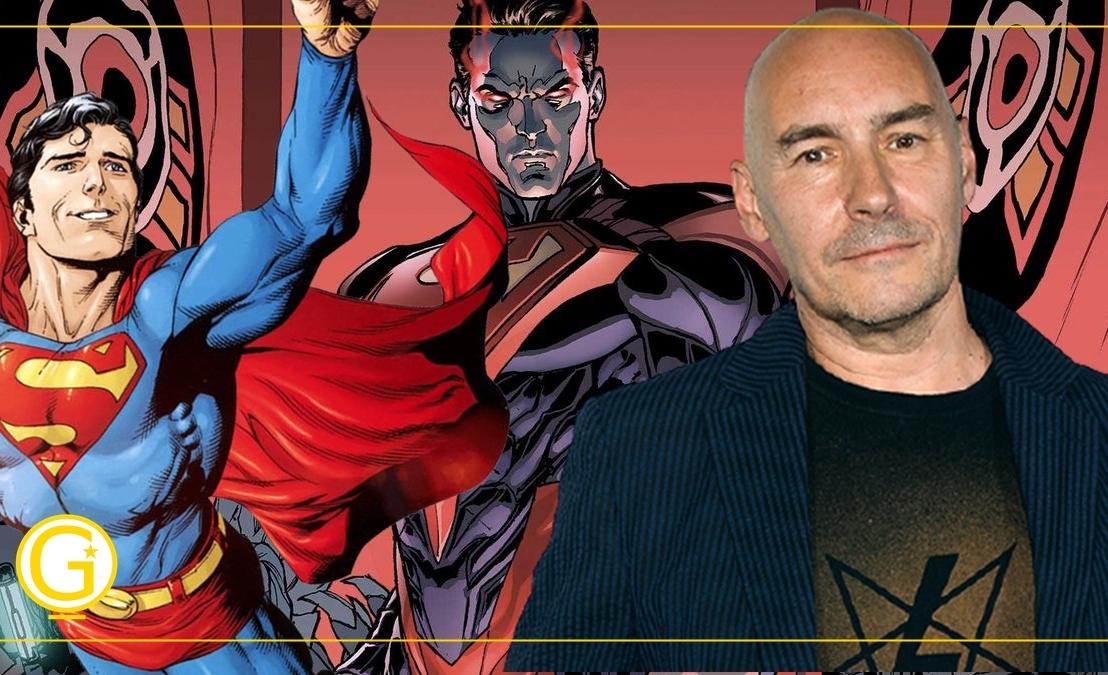 """Grant Morrison critica versão maligna do Superman em Injustice: """"Ridículo"""""""