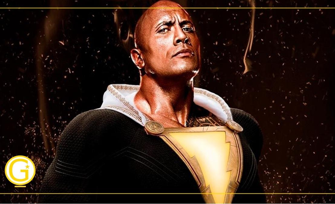 Adão Negro| Produtor revela primeira impressão ao ver Dwayne Johnson com otraje