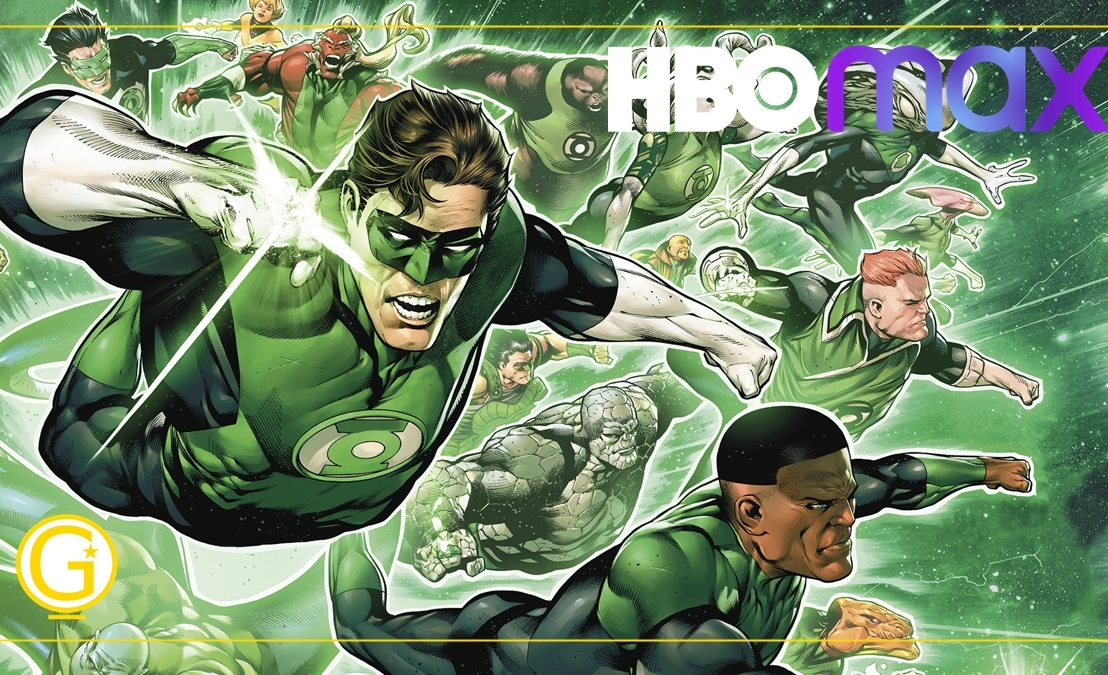 Tropa dos Lanternas Verdes| Produtor dá novos detalhes sobre série para o HBOMax