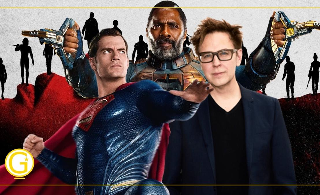 O Esquadrão Suicida| Idris Elba e James Gunn falam sobre Superman como vilão desequência