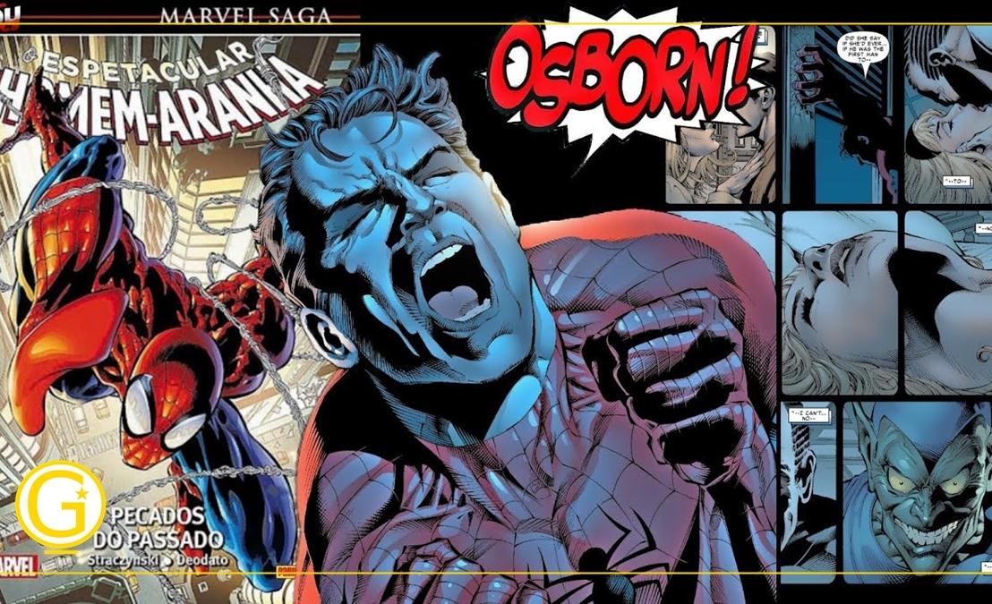 Pecados Pretéritos  Marvel corrige um dos maiores erros das HQs do HomemAranha