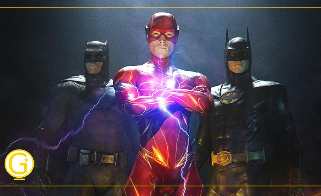 The Flash| Produtora diz que Michael Keaton e Ben Affleck se emocionaram comretorno