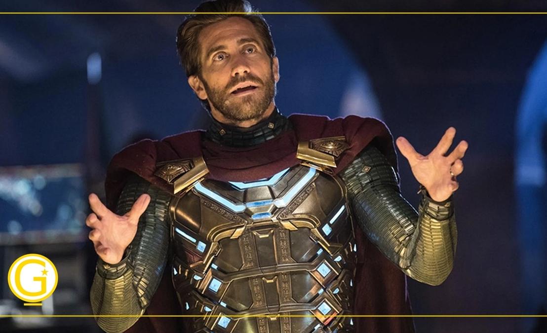 """Jake Gyllenhaal, o Mysterio, revela crise de ansiedade nos bastidores de """"Homem-Aranha 2"""""""