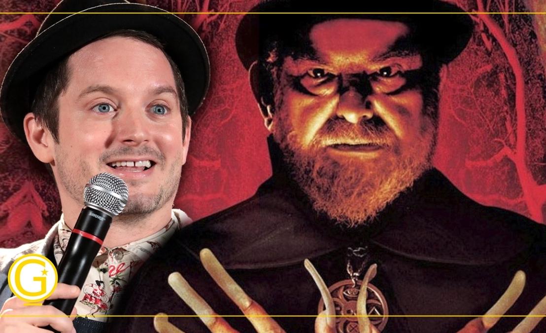 """Zé do Caixão  Elijah Wood, de """"Senhor dos Anéis"""", irá produzir reboot dopersonagem"""