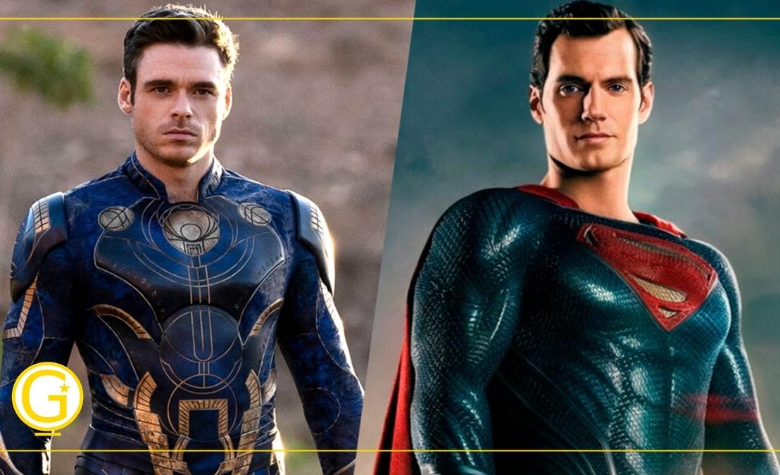 Eternos| Chloé Zhao explica referências ao Superman no filme daMarvel
