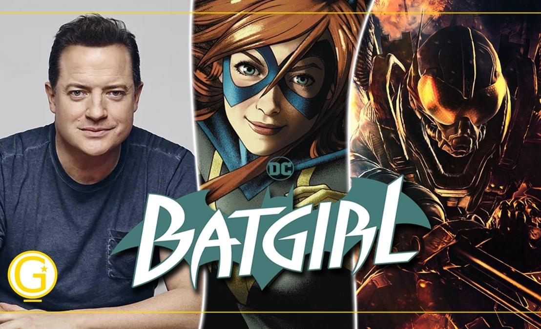 Batgirl| Leslie Grace confirma Brendan Fraser como Vagalume no filme do HBOMax