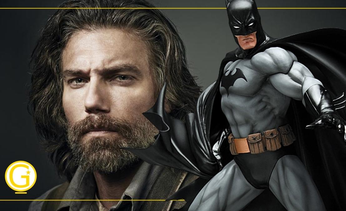 "Batman VS Superman| Anson Mount, de ""Hell on Wheels"", revela que fez testes paraBatman"
