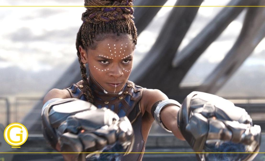 "Letitia Wright desmente rumores de discurso anti-vacina no set de ""Pantera Negra2"""