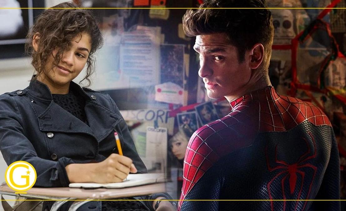 O Espetacular Homem-Aranha  Zendaya revela que assistiu ao filme no primeiroencontro
